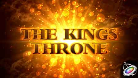 The King's Throne Cinematic Trailer - Apple Motion 11854320