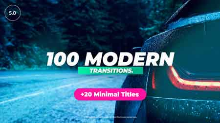 Transitions After Effects Template 21763859