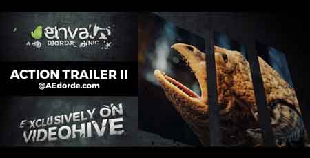 Action Trailer II 12618514 After Effect Template