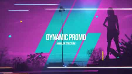 Dynamic Slideshow 20757327 After Effects Template