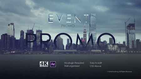 Event Promo 21787528 After Effects Template