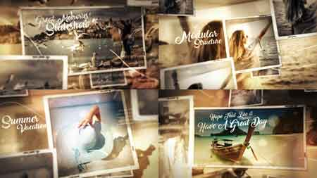 Great Times Photo Gallery Slideshow 22266185 After Effects Template