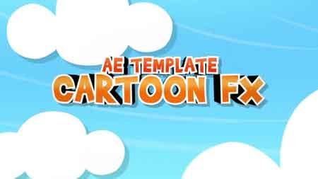 Pond5 - Cartoon Effects Texts Showcase 079297246
