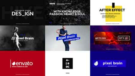 Titles 21966480 After Effects Template