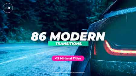 transitions v5 after effect template 21763859