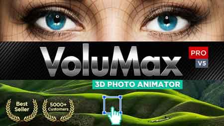 VoluMax - 3D Photo Animator V5 - 13646883 (Updated 16 July 18)