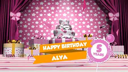 Birthday Slideshow 19318888 After Effects Template