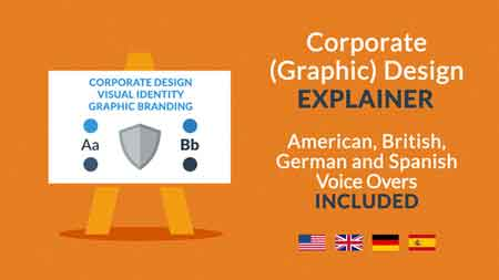 Corporate (Graphic) Design Explainer 15710569 After ...