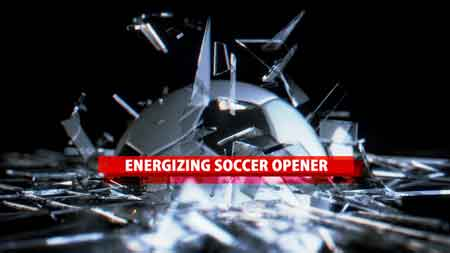 Energizing Soccer Opener 21163994 After Effects Template