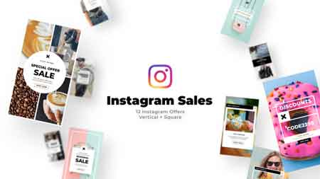 Instagram Stories 22493808 After Effects Template