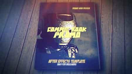 Pond5 - Comic Book Promo 072330251