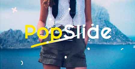 PopSlide - 19745451 After Effects Template