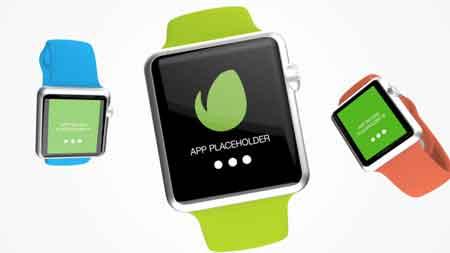 Smart Watch App Present 10911814 After Effects Template