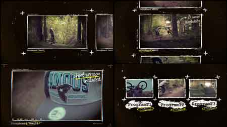 Storyboard Promo 5334941 After Effects Template