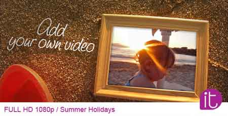 Summer Holidays 5116907 After Effects Template