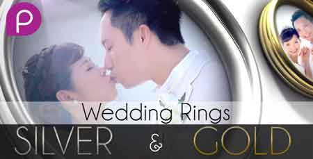 Wedding Rings 8521863 After Effects Template