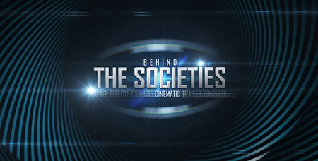 Behind Societies - Trailer 2063582 After Effects Template