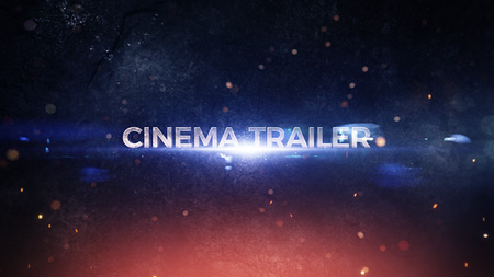 Cinema Trailer 2 22122369 After Effects Template