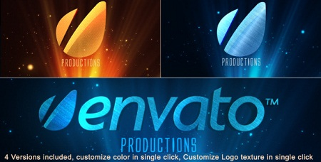 Cinematic Rays Logo 3064725 After Effects Template