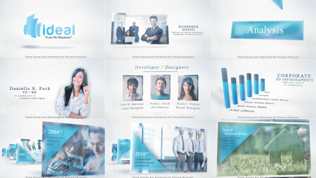 Corporate Video 10695659 After Effects Template