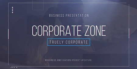 Corporate Zone 20864447 After Effects Template