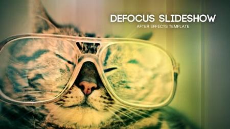 Defocus Slideshow 18195950 After Effects Template