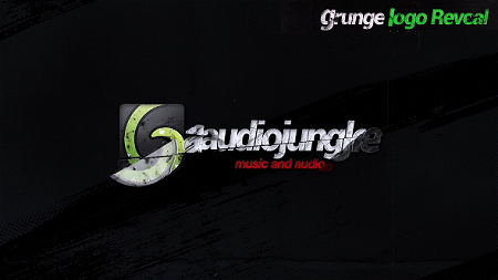 Grunge Logo Reveal 21269568 After Effects Template
