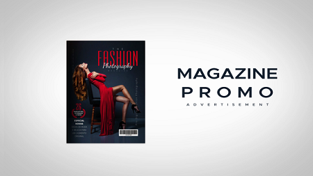 Magazine Promo 22393943 After Effects Template