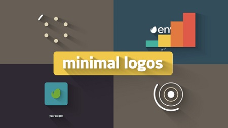 Minimal Logos 13575643 After Effects Template