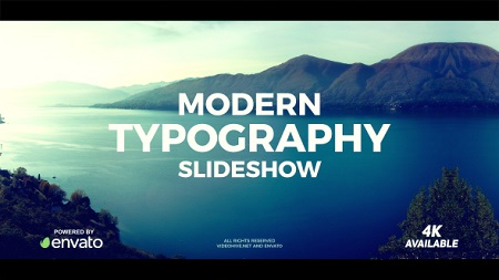 Modern Typography Slideshow 20135040