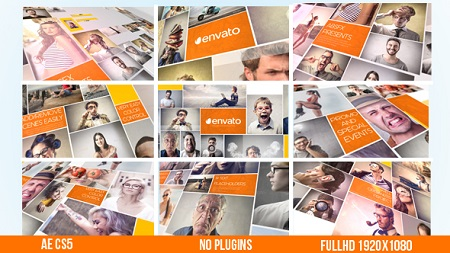 Photo Slideshow 15476864 After Effects Template
