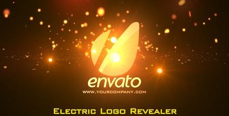 Red Electric Cinematic Logo Revealer 2245318
