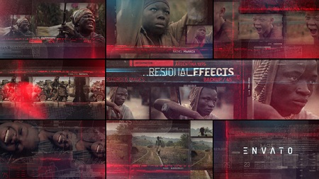 Residual Effects - Movie Opening Titles 5598269