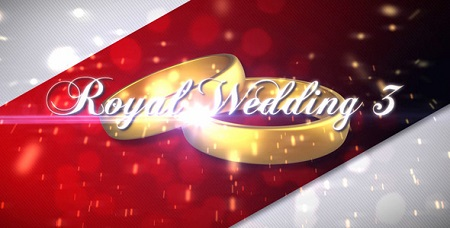 Royal Wedding 3 311368 After Effects Template
