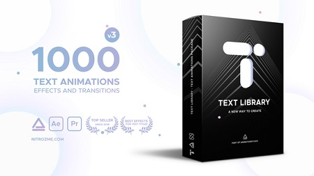 Text Library - Handy Text Animations V3 21932974