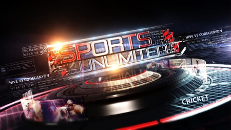 Videohive Sports Unlimited Broadcast Pack 6521500