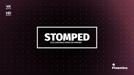Videohive Stomped Opener 21922259