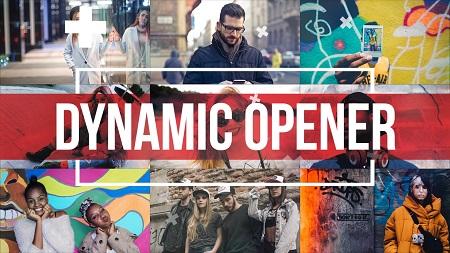 Dynamic Short Opener Premiere Pro Templates 101740 Download