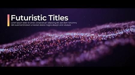 Futuristic Titles Premiere Pro Templates 128283 Download