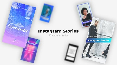 Instagram Stories v1.0 Premiere Pro Templates 129740 Download