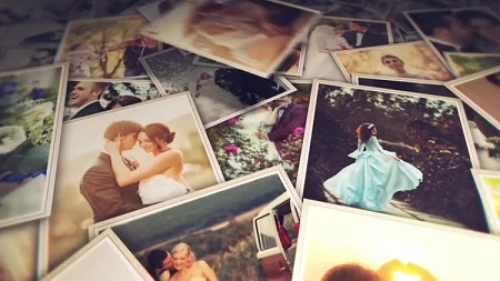 Motion Array - Wedding Slideshow After Effects Templates 63433