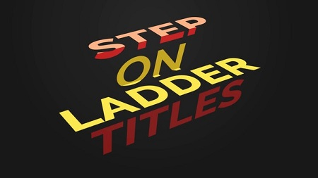 Step Titles Premiere Pro Templates 129617 Download