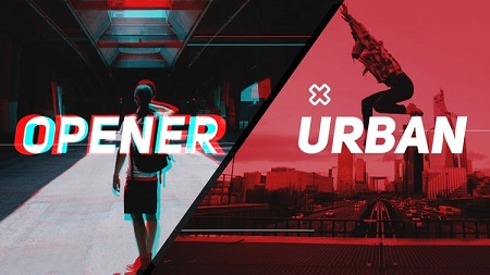 Stylish Urban Promo Premiere Pro Templates 126421 Download
