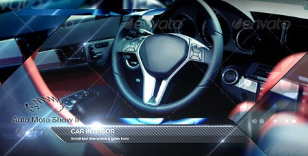 Auto Moto Show II 8926005 After Effects Template Download Videohive