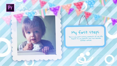 Childhood Memory 22712824 Premier Pro Template Download Videohive