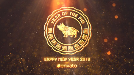 Videohive Chinese New Year 2019 21292305 After Effects Template