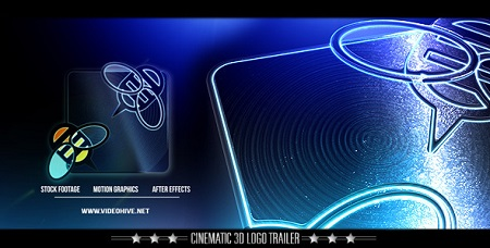 Cinematic Logo Trailer 2794934 After Effects Template Download