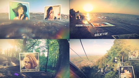 Cinematic Photo Slide 22381060 After Effects Template Free Videohive