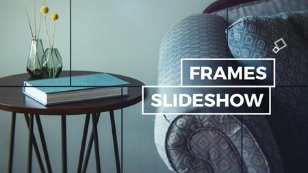 Elegant Frames Slideshow 19452542 After Effects Template Download