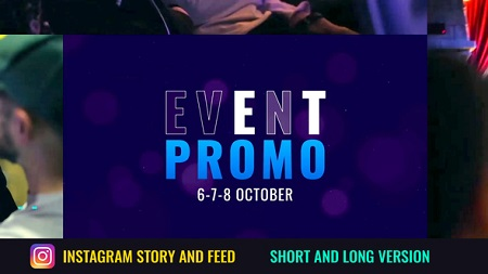 Event Promo 19992819 (With 19 September 18 Update) After Effects